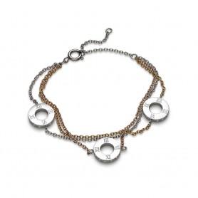 Pulseira One Jewels Roma - OJRBS01