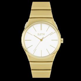 Relógio Eletta Light Gold - ELA570LBMG