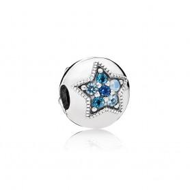 Clip PANDORA Estrela Brilhante - 796380NSBMX