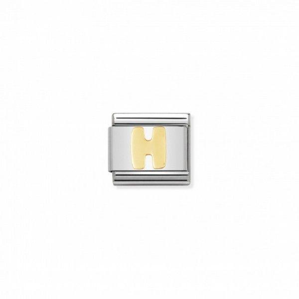 Link Nomination Composable Classic Letra H - 030101/08