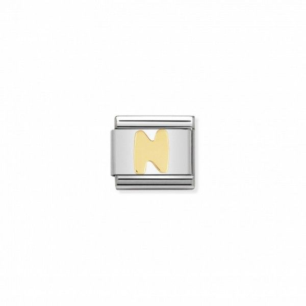 Link Nomination Composable Classic Letra N - 030101/14