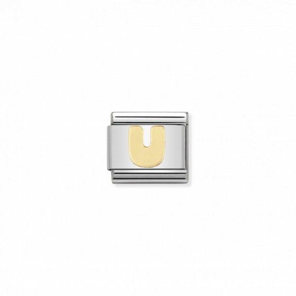 Link Nomination Composable Classic Letra U - 030101/21