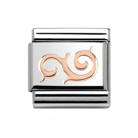 Link Nomination Composable Classic Swirl - 430104/21