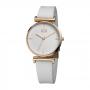 Relógio One Finesse Branco Rosa - OL7465BR72L