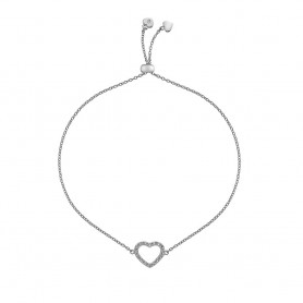 Pulseira Hot Diamonds Bliss Heart - DL567
