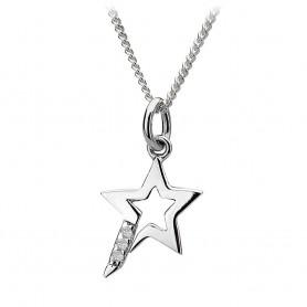 Colar Hot Diamonds Star Micro - DP265