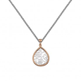 Colar Hot Diamonds Faith Teardrop - DP658