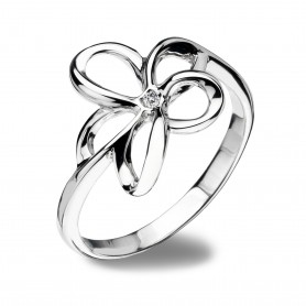 Anel Hot Diamonds Paradise Open Petal - DR092