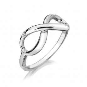 Anel Hot Diamonds Infinity - DR144