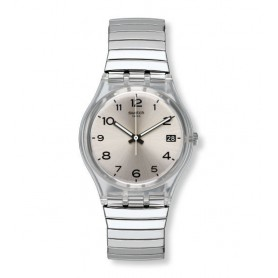 Relógio Swatch Originals Gent Silverall - GM416B
