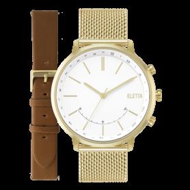 Relógio Eletta Sync Gold - ELA720SBMG