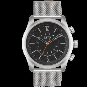Relógio Eletta Sync Silver - ELA700SPMS