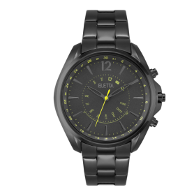 Relógio Eletta Sync Black - ELA710SPMP