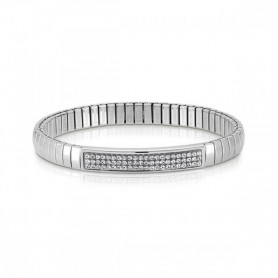 Pulseira Nomination Extension Glitter Branco - 043210/010
