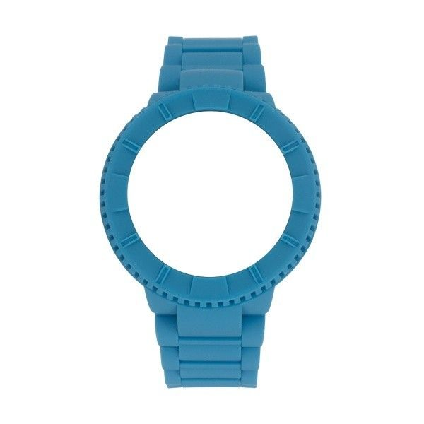 8f05470c39e Bracelete Watx and Co L Original Recife Azul Claro - COWA1803