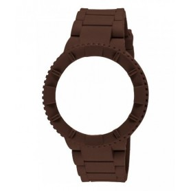 Bracelete Watx and Co L Original Chocolate Castanho - COWA1866
