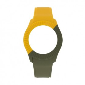 Bracelete Watx and Co M Smart Duo Amarelo e Verde - COWA3018