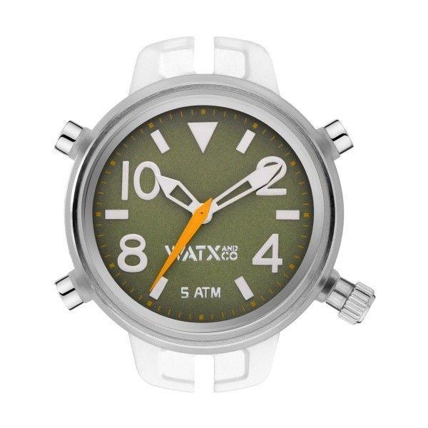 Relógio Watx and Co M Analógico Terrestre Verde - RWA3010