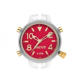 Relógio Watx and Co M Analógico Eighties Vermelho - RWA3023