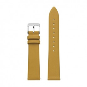 Bracelete Watx and Co 38mm Leather Terrestre Amarelo - WXCO1016