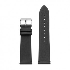 Bracelete Watx and Co 44mm Leather Basic Preto - WXCO1700