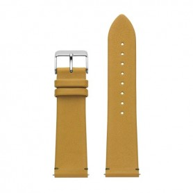 Bracelete Watx and Co 44mm Leather Terrestre Amarelo - WXCO1710