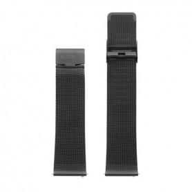 Bracelete Watx and Co 44mm Mesh Basic Cinza - WXCO2703