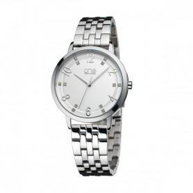 Relógio One Sided Prateado - OL0060SS72W