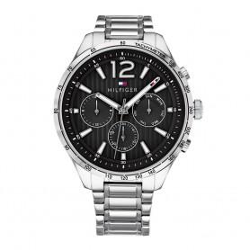 Relógio Tommy Hilfiger Gavin Prateado - 1791469