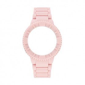 Bracelete Watx & Colors M Crush Rosa - COWA1005
