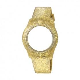 Bracelete Watx & Colors S Treasure Glitter Dourado - COWA3537