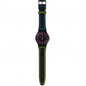 Relógio Swatch Originals New Gent Around The Strap - SUOB146