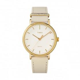 Relógio Timex The Fairfield Crystal Branco - TW2R70500