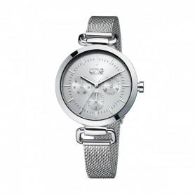 Relógio One Soul Prateado - OL0524SS81W