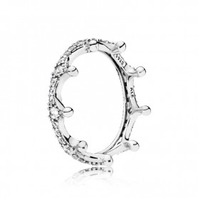 Anel PANDORA Enchanted Crown - 197087CZ