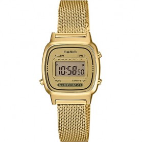 Relógio Casio Collection - LA670WEMY-9EF