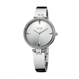 Relógio One Twist Prateado - OL6729SC72L