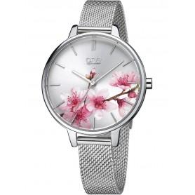 Relógio One Blossom Prateado - OL0369FS81W
