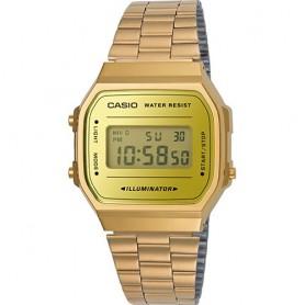 Relógio Casio Collection Digital - A168WEGM-9EF