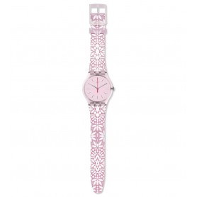 Relógio Swatch Originals New Gent Fleurie - SUOP109