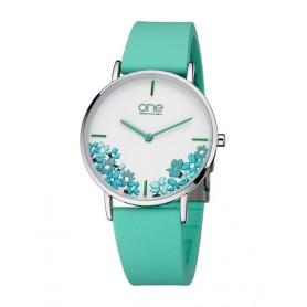 Relógio One Floral Verde - OM7779VV81L