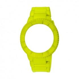 Bracelete Watx & Colors M Original Caipirinha Amarelo - COWA1062