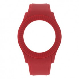 Bracelete Watx & Colors M Smart Chili Vermelho - COWA3002
