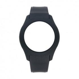 Bracelete Watx & Colors L Smart Metal Preto - COWA3780