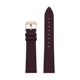 Bracelete Watx & Colors 38mm Leather Pixel Roxo - WXCO1025