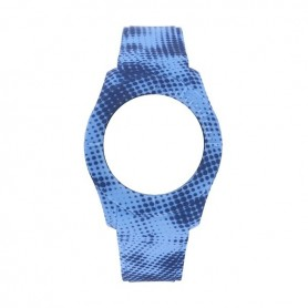 Bracelete Watx and Co S Smart Pixel Azul e Azul Escuro - COWA3558