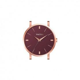 Relógio Watx & Colors 38mm Analógico Grunge Roxo - WXCA3023