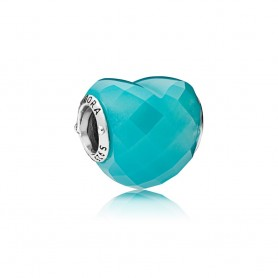 Conta PANDORA Faces do Amor Azul - 796563NSC