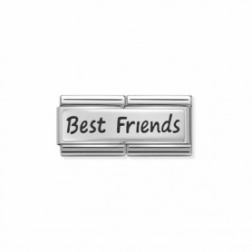 Link Nomination Composable Classic Double Best Friends - 330710/03