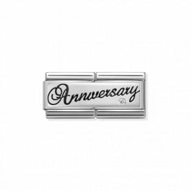 Link Nomination Composable Classic Double Aniversário - 330730/03